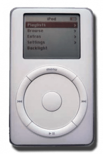 iPod 2nd Generation